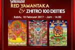 Empowerment of Red Yamantaka & Zhitro 100 Deities