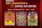 Empowerment of Red Yamantaka & Zhitro 100 Deities