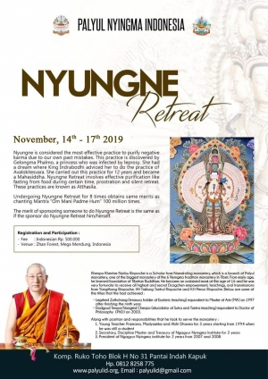 Nyung Ne Retreat 2019