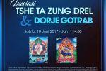 Empowerment of Tshe Ta Zung Drel & Dorje Gotrab